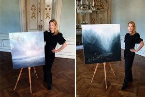 Lola Blomquist på Kronovalls Slott